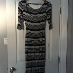 Rebel Sugar 3/4 sleeve dress